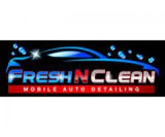Fresh N Clean Mobile Auto Detailing **We Come To You**