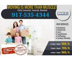 Great Customer Service. LOCAL Moving service. Book today!