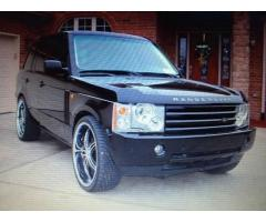 Runs super2003 land rover range rover luxury package hse - $2000