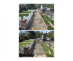 Sidewalk Specialists!! Replacement & All Repairs / FREE ESTIMATES