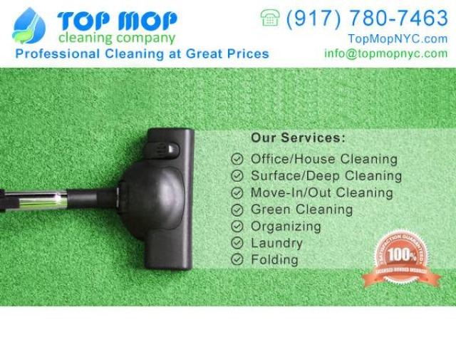 CLEANING, LAUNDRY, ORGANIZING::::5-STAR RATED::::FOR HOME & OFFICE New York NY New York
