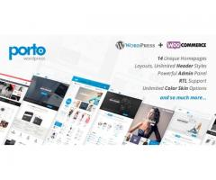 Buy a Best WooCommerce Theme At Porto theme