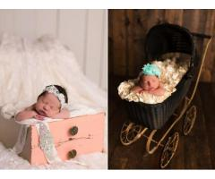 Get the Newborn Photoshoot Props