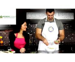 Get Metabolic Cooking Recipes for your daily diet
