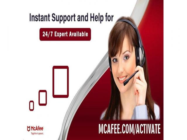How to activate a McAfee product subscription with a retail card Mohave County AZ Arizona